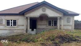 Four bedroom ensuite bungalow at Lotto area redeemed