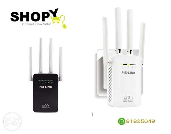 300Mbps WR09 Wireless WIFI Router Repeater Booster Extender