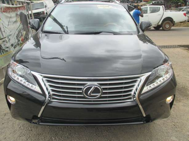 Extremely Clean Lexus RX350,011 Tokunbo Lagos Mainland - image 1