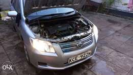 Top Quality G grade Toyota Axio 2008