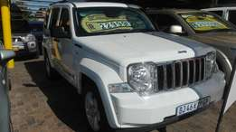 Jeep Cherokee 3 3.7 ltd automatic