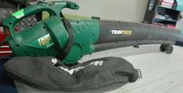 Trimtech blower with bag
