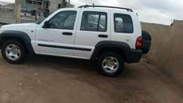 Jeep 2008 model for sale