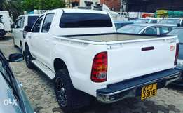 Clean Toyota Double Cab