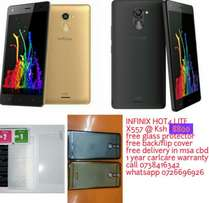 X557 hot 4 lite with free glass and cover