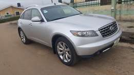 Less than a year registered infinity fx35 2006