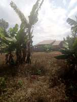 Plot for sale Kiamwathi Nyeri town
