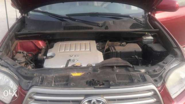 Registered Toyota Highlander - 2008 Oshodi/Isolo - image 8