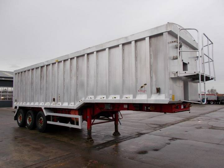 Weightlifter 65 CU-YD ALUMINIUM TIPPING TRAILER - 2011 - C311147 - 2011
