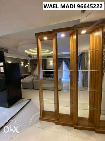 Spacious Studio with Terrace and Direct Sea View المنقف -  5