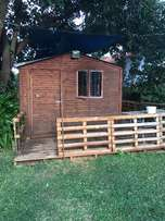 Wendy House For Sale 3 x 4m