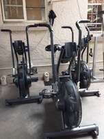 3 x Schwinn Airdyne Bikes For Sale