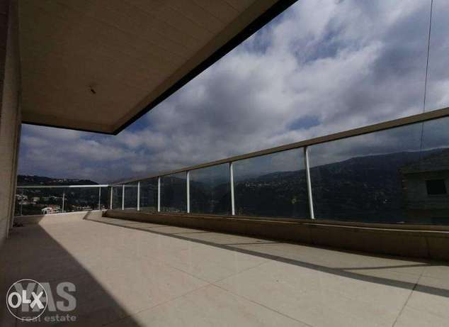 Ballouneh 220m2 | High-end | Brand New | Panoramic view | Cheque |