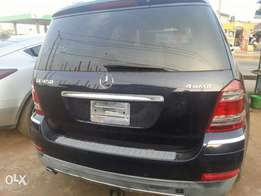 Mercedes Benz Gl 450 4matic 08