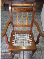 Riempie Chair - Used Once