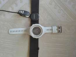 Suunto Ambit3 Sport (Bluetooth) with HRM strap and charger,like new.