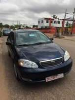 Toyota corolla le 2006 model reduce to clear new goods very urgent