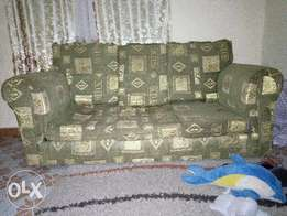 Large 3 seater gently used couch for sale