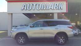 2016 Toyota Fortuner 2.8GD-6 A/T 4X2