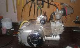 Engin 110cc plus harnas for sale or to swap whatever u have