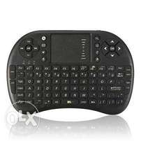 Bluetooth keyboard with a touch pad