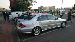 Mercedes C32 AMG Collectors Item