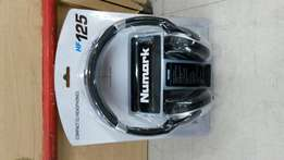 Numark DJ headphones brand new