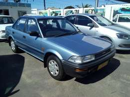 1993 Corolla 160 Automatic low km full service history