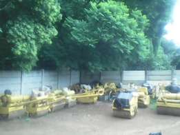 Bomag Walk Behind Roller Clearance Sale. Everything Must Go.