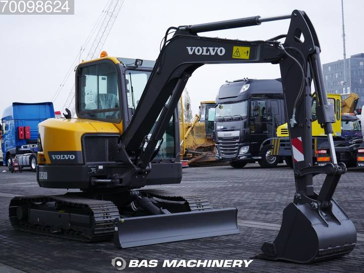 Volvo ECR58D New unused machines - 2018 - image 3