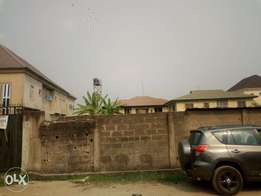 Vacant Land off New world street, ajao estate, isolo, lagos
