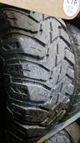 265/70R17 Cooper discoverer stt good condition