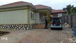 A two bed roomed house in kira for sell