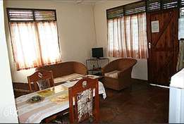1 bedroom mtwapa furnished bungalow