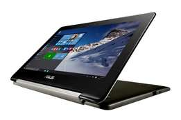 asus laptop brand new with touch screen