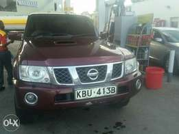 Nissan Patrol on sale