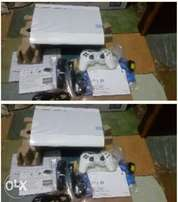 PES 3 Console and 1 pad...