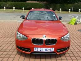 Bmw f20 2012 . For sale