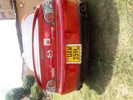 Mazda in a good mechanical condition,well maintained and 1.3cc engine