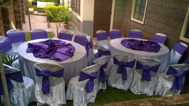Tents,dressed chairs and tables and decor for hire Westlands - image 8