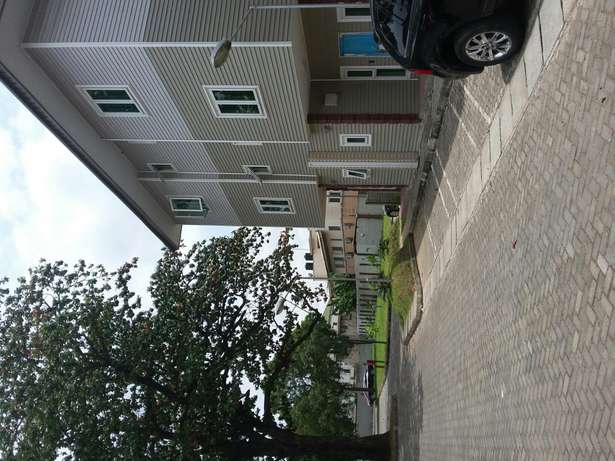 Top notch 4 bedroom terrace duplex to let at yaba GRA yaba in an est Yaba - image 6