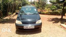 Quick sale of a clean Toyota Platz - in very good condition.