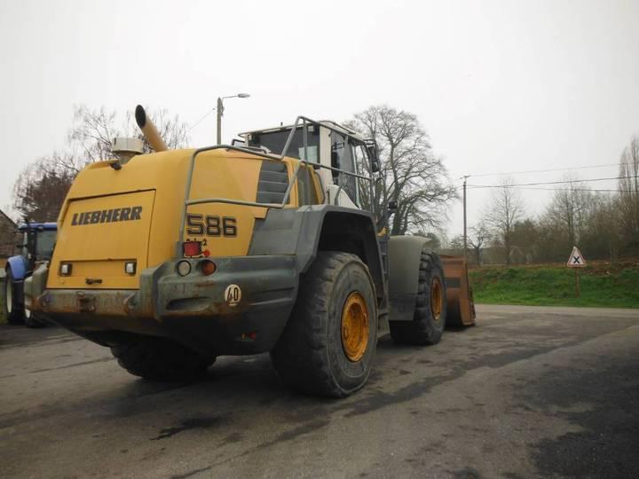 Liebherr L 586 2plus2 - 2008 - image 3