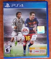 PS 4 FIFA 16 for sale