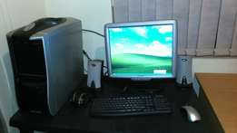 Home, School or Office Desktop Computer PC