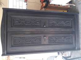 Gorgeous Solid wood handcrafted cupboard