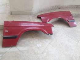 Land Rover front wings quick sale