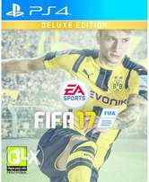 FIFA 17 Game (deluxe edition)