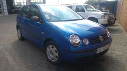 Polo 1.4i Trendline - Full service record, accident free, 1 owner!