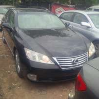 Tokunbo Lexus ES350, 2011, Very OK To Buy From GMI.